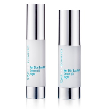 Ion Skin Equalizer (Night Serum 30ml + Cream 30ml)
